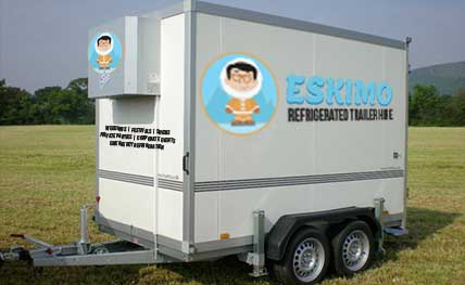eskimo trailer hire - newcastle
